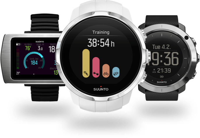 Get the latest update to your Suunto watch f629b2da54d