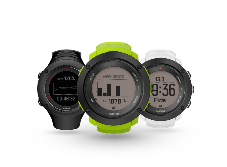 319fb99c4f Suunto Connected Family with Ambit3